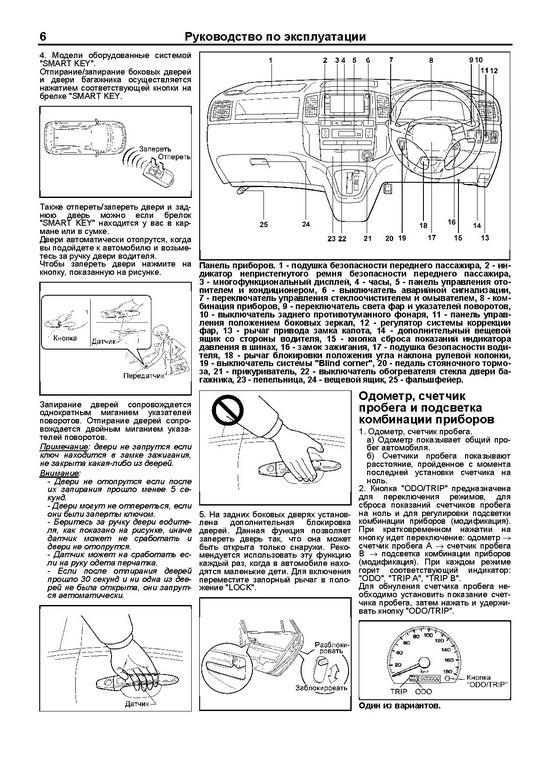 Инструкция тойота пассо